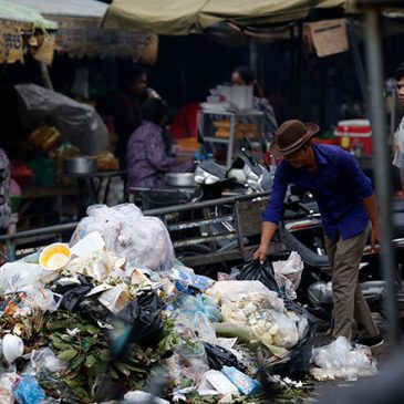Cambodia – Its Time To Stop Landfill