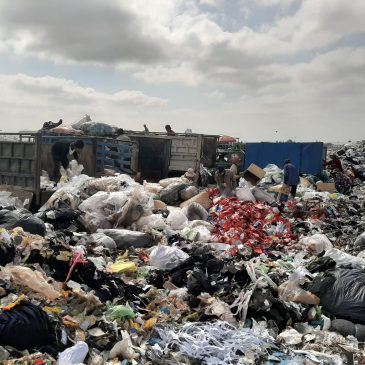 Industrial Waste Management Proposal Submitted